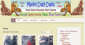 Visit Live site at Maries Crazy Crafts